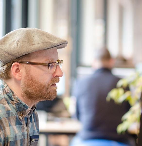 Bas Horsting - IT developer