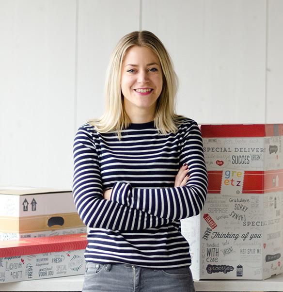Lydia van der Spek - Product Experience Designer